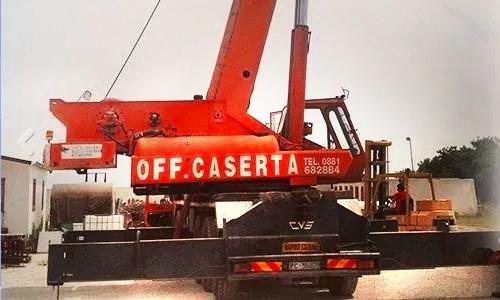 Autoveicoli speciali e attrezzati Foggia Officine Meccaniche Caserta a Foggia